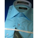 Голубая рубашка фото